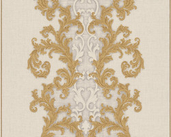 Versace Designer baroque wallpaper Baroque & Roll 962324 Nouveau woven wallpaper non-woven wallpaper