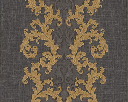 Versace Designer baroque wallpaper Baroque & Roll 962325 Nouveau woven wallpaper non-woven wallpaper