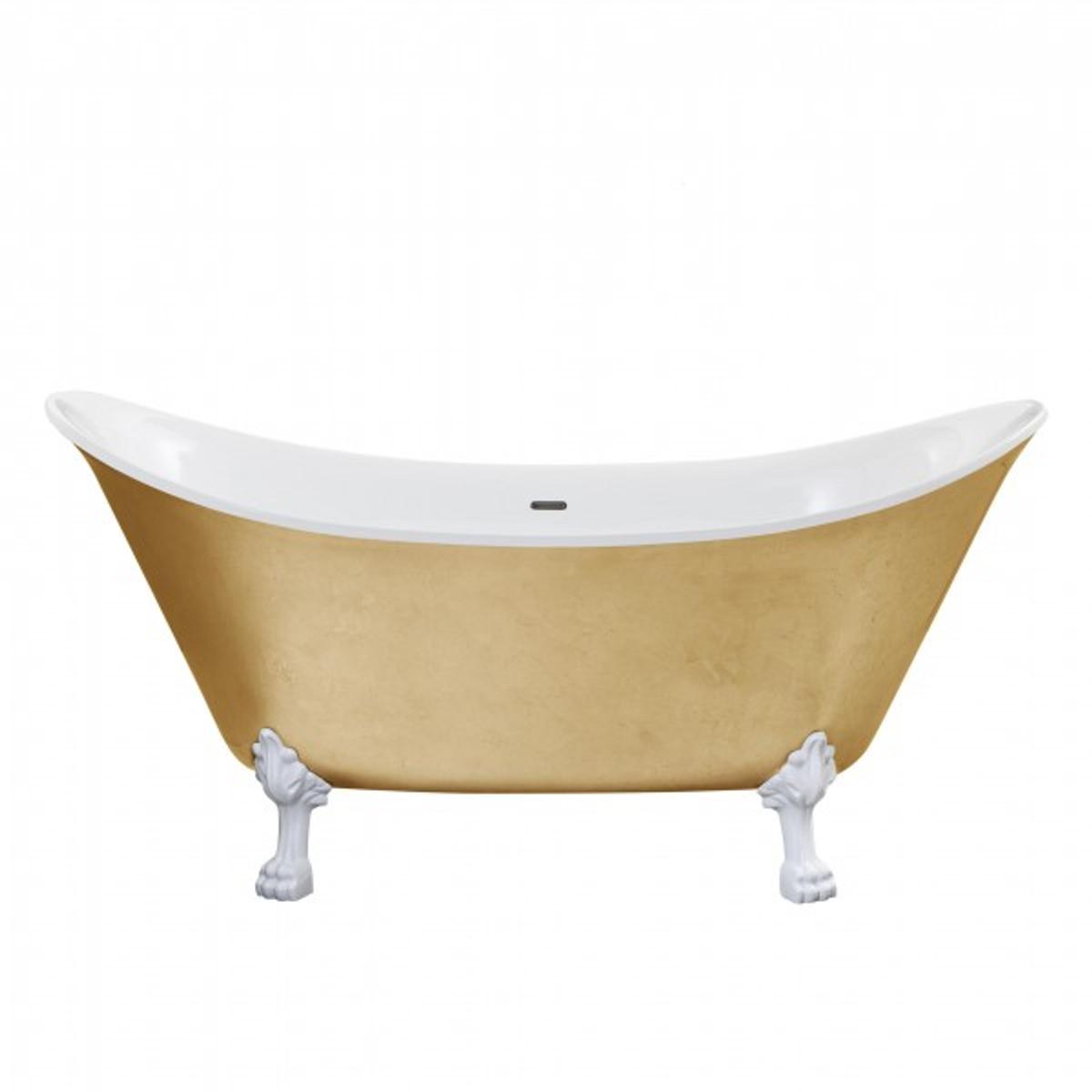 casa padrino nouveau bain detache modele gold he lyd 1730mm baignoire antique retro individuelle style baroque