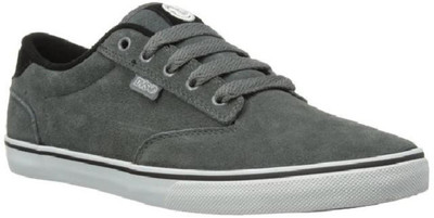 DVS Skateboard Schuhe Deawon Model 12er Grey Suede - Sneakers
