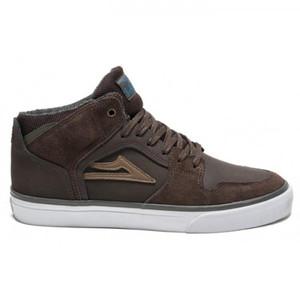 Lakai Skateboard Schuhe Telford AW Coffee Suede - Sneakers Sneaker – Bild 1