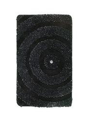 Casa Padrino Designer Bath Mat Black Bling Bling 110 x 65 cm - Bathroom carpet