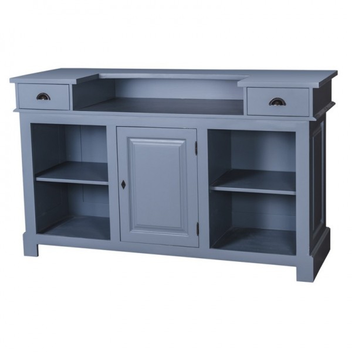 Casa Padrino Nouveau Counters Cabinet 160 Cm Counter Counter Country Style  Store Equipment   All