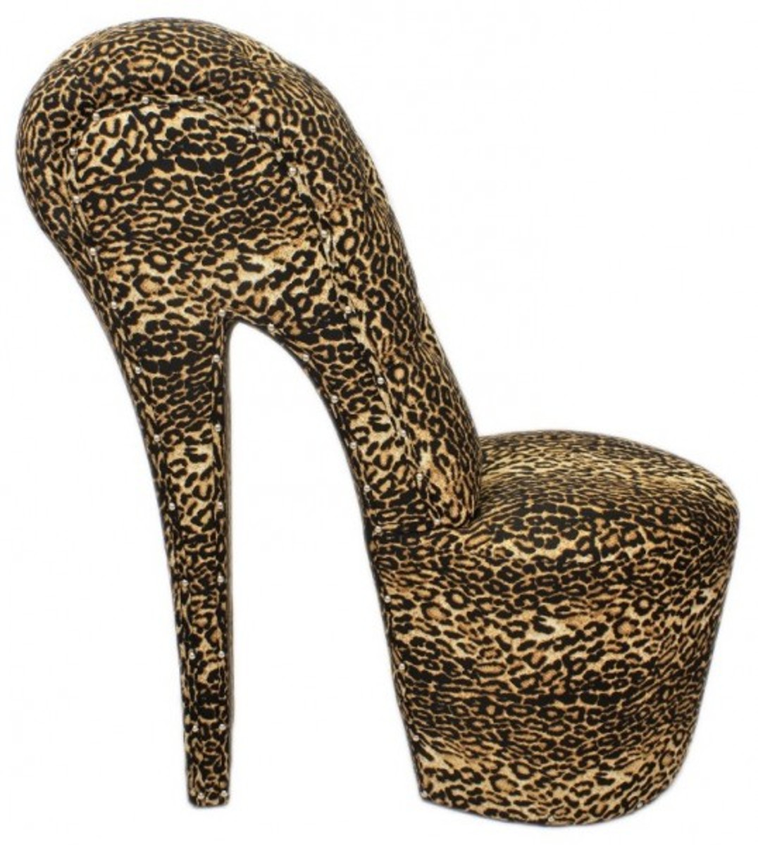 Luxus Barock Sessel High Heel Von Casa Padrino Ausgefallener