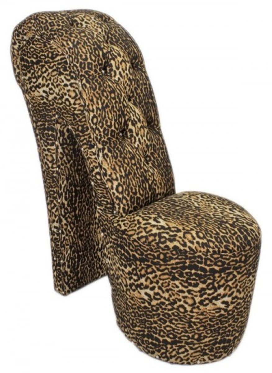 Leopard Shoe Chair For Sale