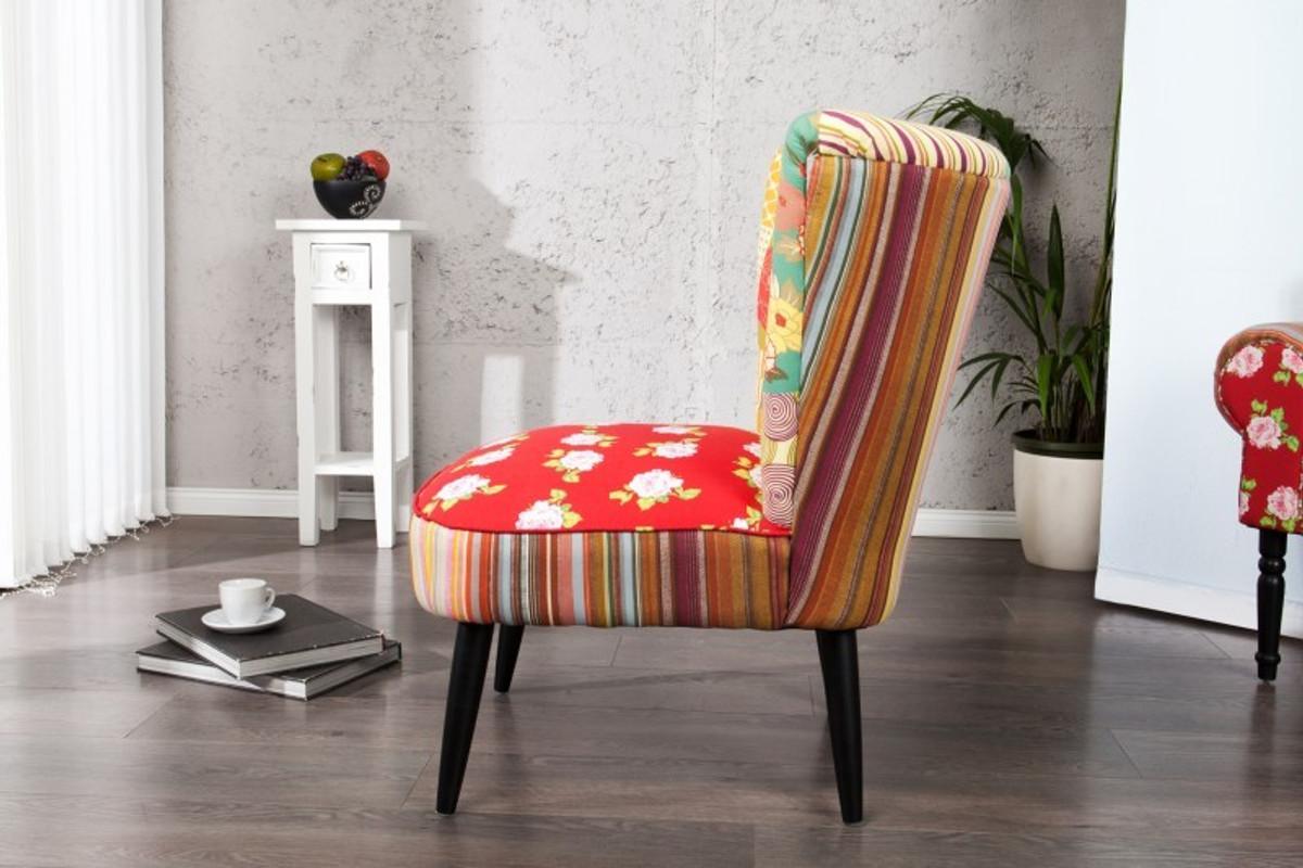 sessel bunt design amazing patchwork sessel selber machen best of ensa polstertuhl er set. Black Bedroom Furniture Sets. Home Design Ideas