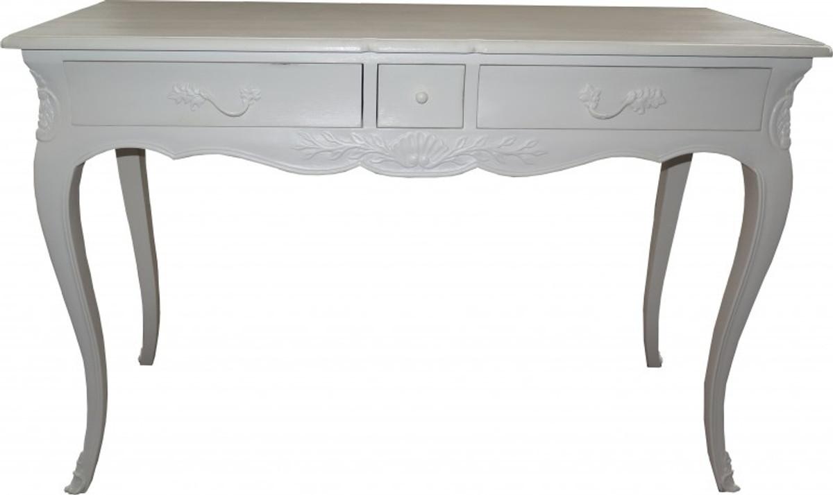 Mit Antik Konsolentisch Stil Schubladen Barock Casa Weiss Padrino 3 uJl3KTc5F1
