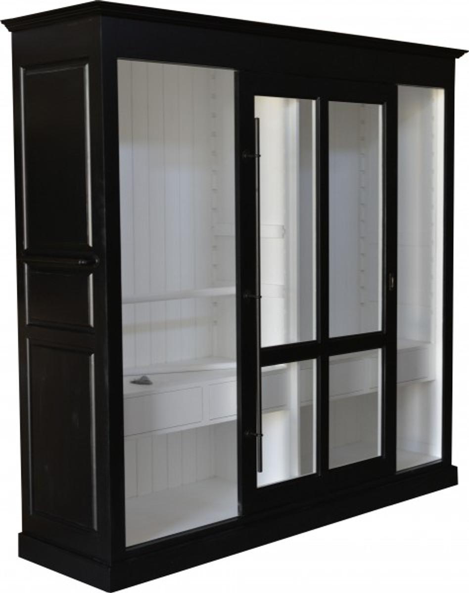 casa padrino luxus kleiderschrank b 226 x h 220 cm haute. Black Bedroom Furniture Sets. Home Design Ideas