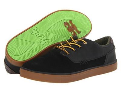 I-Path Skateboard Schuhe XT Black / Black / Gum