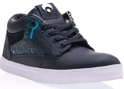 Osiris Skateboard Schuhe Chaveta Black / Tag / Risk – Bild 1