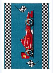 Casa Padrino Design Carpet Race Car - Furniture Design Carpet