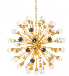 Casa Padrino Luxury Hanging Lamp - Luxury Restaurant Hotel Lighting