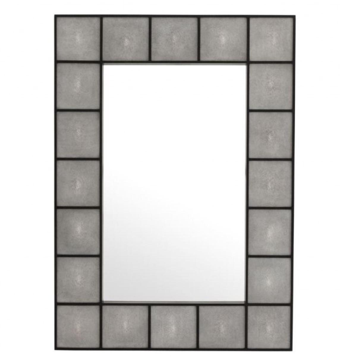 casa padrino designer luxus mahagoni wandspiegel 100 x h. Black Bedroom Furniture Sets. Home Design Ideas