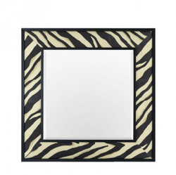 Casa Padrino Designer Luxury Wall Mirror 100 x H 100 cm - Luxury Mirror
