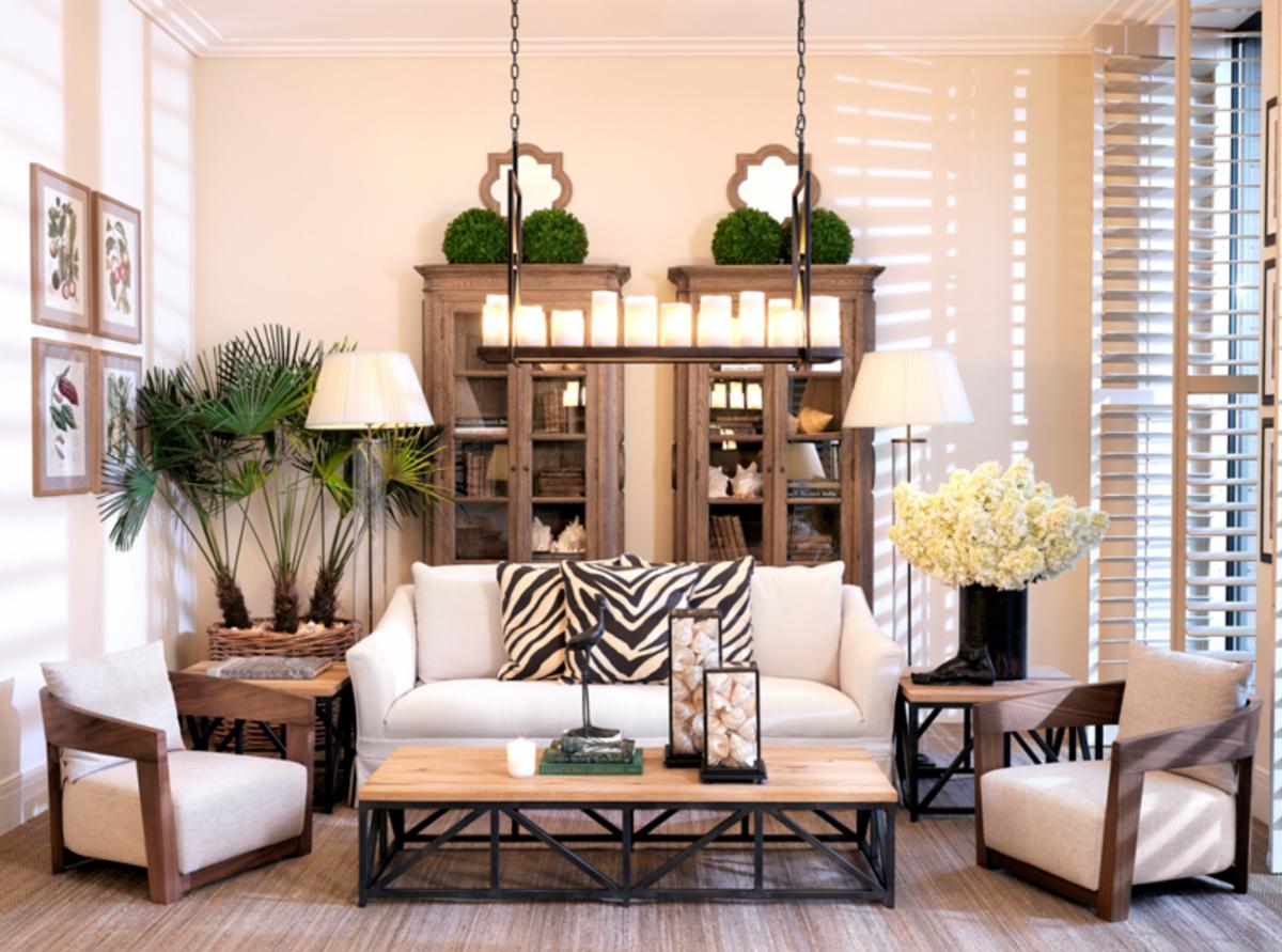 Casa Padrino Luxus Art Deco Designer Couchtisch Zink - Wohnzimmer Salon  Tisch - Luxus Qualität