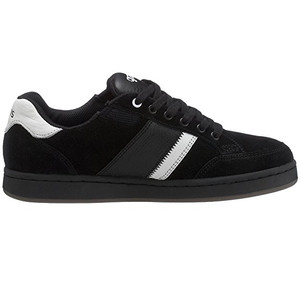 Gravis Skateboard Damen Schuhe Data Black/White - Sneaker Sneakers – Bild 5
