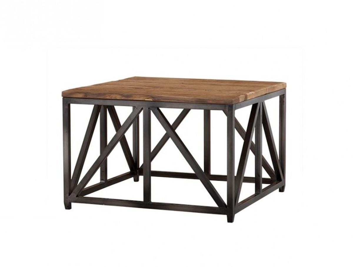 Casa padrino luxus art deco designer beistelltisch 75 x 75 for Beistelltisch 75 cm