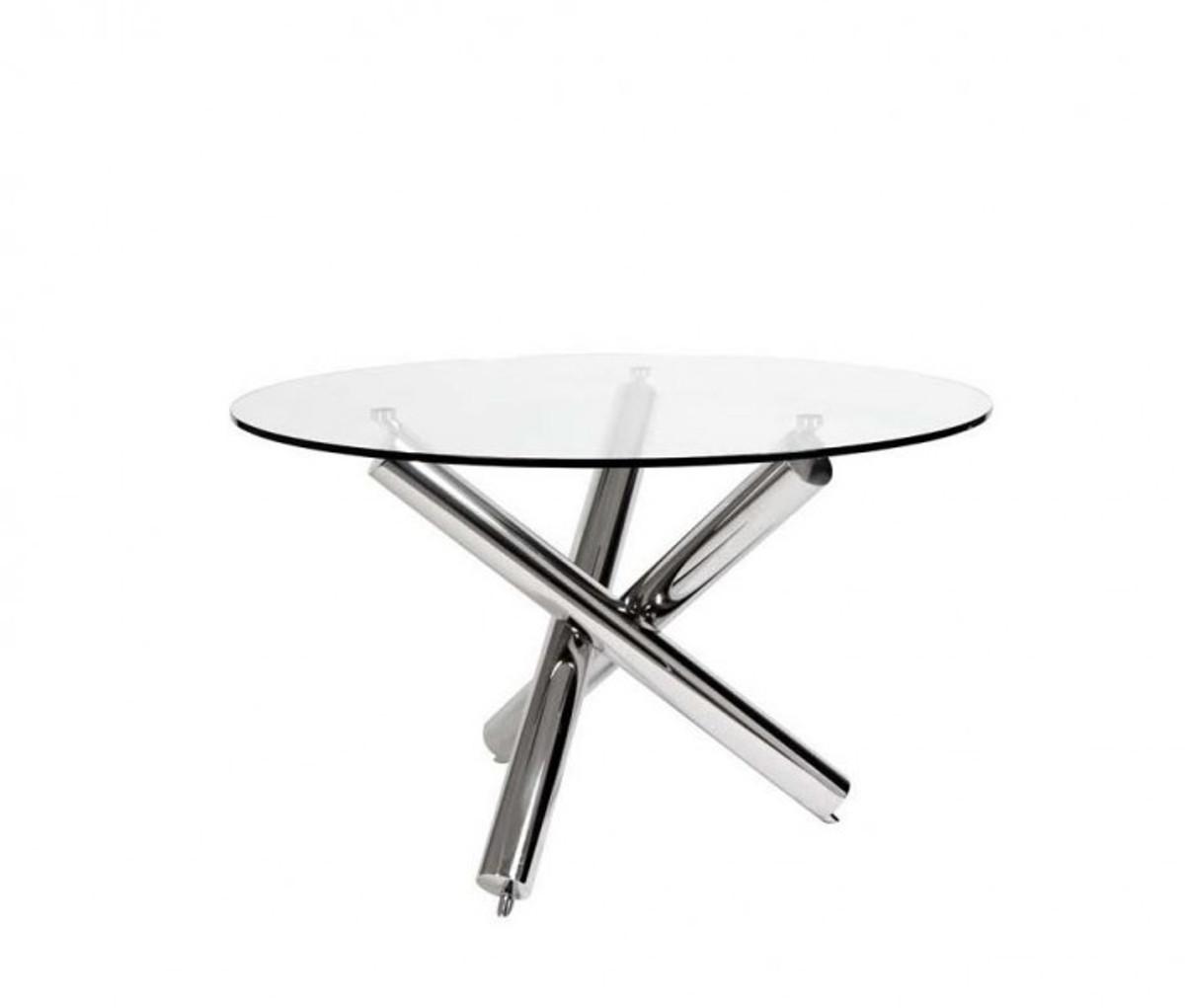 Picture of: Casa Padrino Designer Luxury Dining Table 120 X H 75 Cm Luxury Quality