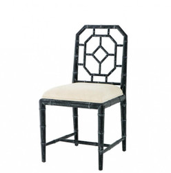 Casa Padrino luxury designer chair black - Limited Edition