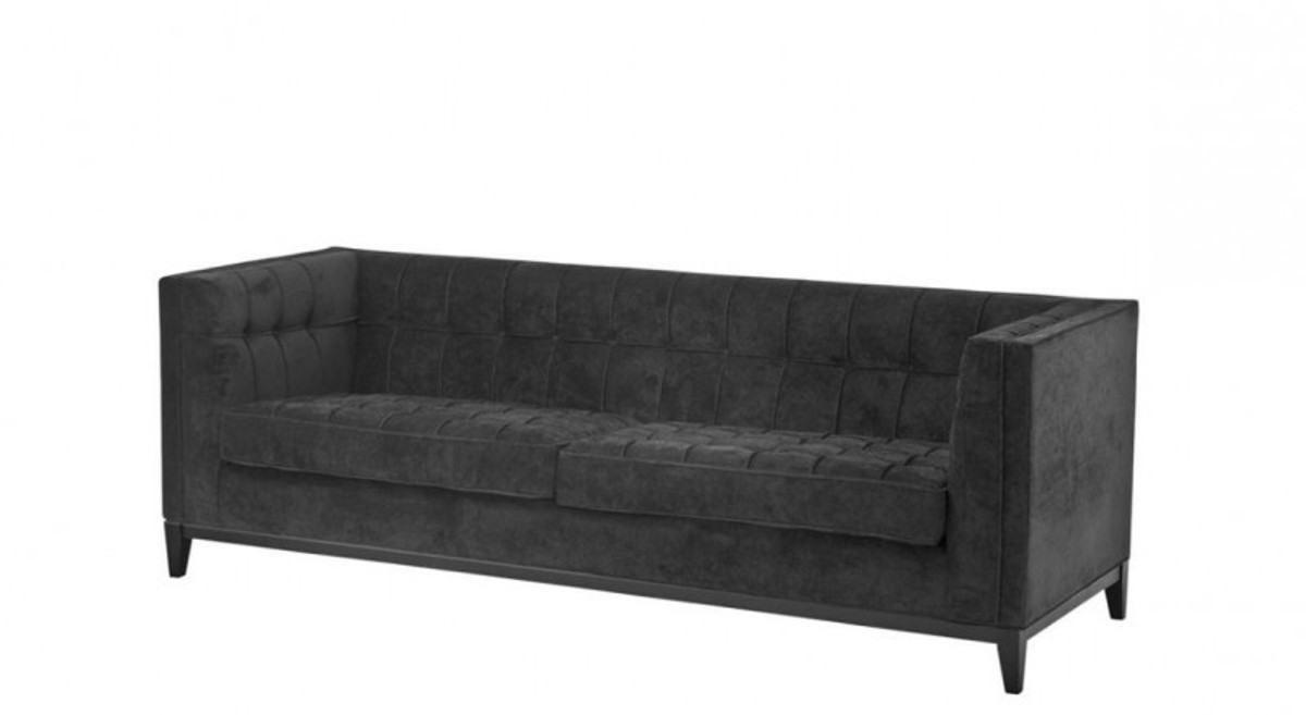 casa padrino luxus sofa schwarz wohnzimmer m bel sofas luxus hotel sofas. Black Bedroom Furniture Sets. Home Design Ideas