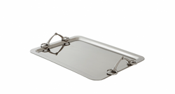 Casa Padrino luxury designer tray 63,5 x 44,7 x H. 8,5 cm - Hotel Accessories