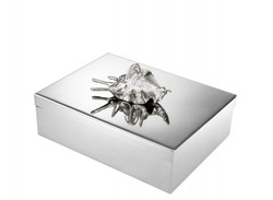 Casa Padrino luxury beauté box jewelry box shell 28.5 x 21.5 x H. 14.5 cm - Luxury Jewel Box