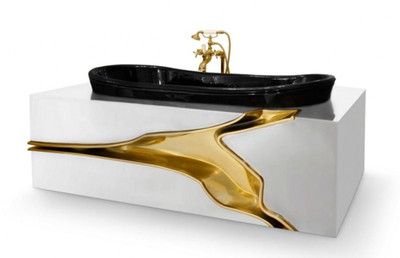 Luxury Bathtub Lapiaz – Bild 2