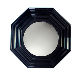 Luxury Mahogany Mirror Lenox