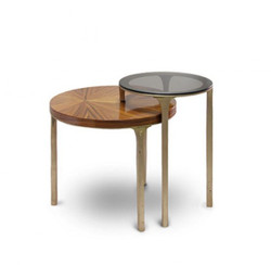 Luxury Designer Side Table Luray