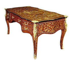 Casa Padrino baroque desk 180 x 80 x H. 80 cm - luxury quality