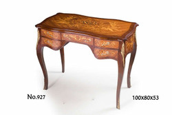 Casa Padrino baroque desk / secretary 100 x 53 x H. 80 cm - antique style