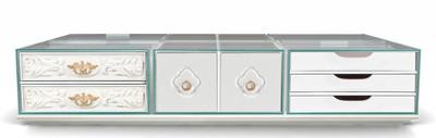 Luxury Coffee Table Soho White – Bild