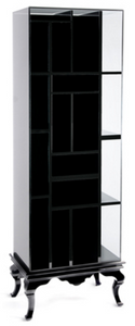 Luxury Bookcase Tower – Bild 1