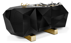 Luxury Sideboard Diamond Metamorphosis