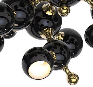 Delightfull Luxus Deckenleuchte Atomic  – Bild 2