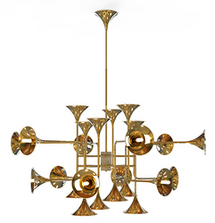Delightfull Luxury Chandelier Botti