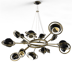 Delightfull Luxury Suspension Lamp Cosmo