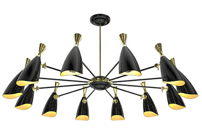 Delightfull Luxury Suspension Lamp Duke 12 – Bild 1