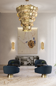 Delightfull Luxury Chandelier Etta – Bild 6