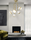 Delightfull Luxury Suspension Lamp Hanna – Bild 4