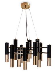 Delightfull Luxury Suspension Lamp Ike