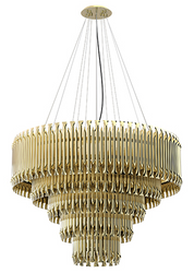 Delightfull Luxury Chandelier Matheny
