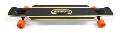 Hammond Complete Longboard Drop Through Komplettboard Ding Dong 39 x 9 inch -  Dropthrough Profi Longboard mit Koston Kugellagern – Bild 4