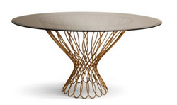 Luxury Dining Table Allure
