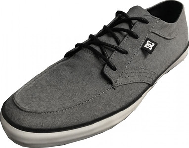 DC Shoe Co. Skateboard Schuhe Tonik Black / Grey / Black (XKSK) - Sneakers Turnschuhe Sneaker