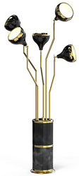 Delightfull Luxury Floor Lamp Hanna