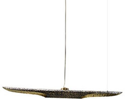Luxury Suspension Light Vellum