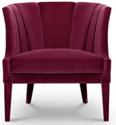 Luxury Armchair Begonia