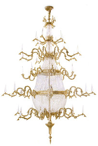 Luxury Chandelier Theatre – Bild