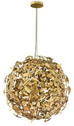 Luxury Suspension Lamp McQueen Globe